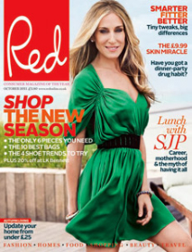 Red Magazine October 2011