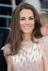 Kate Middleton 'Organic' Hair Dye