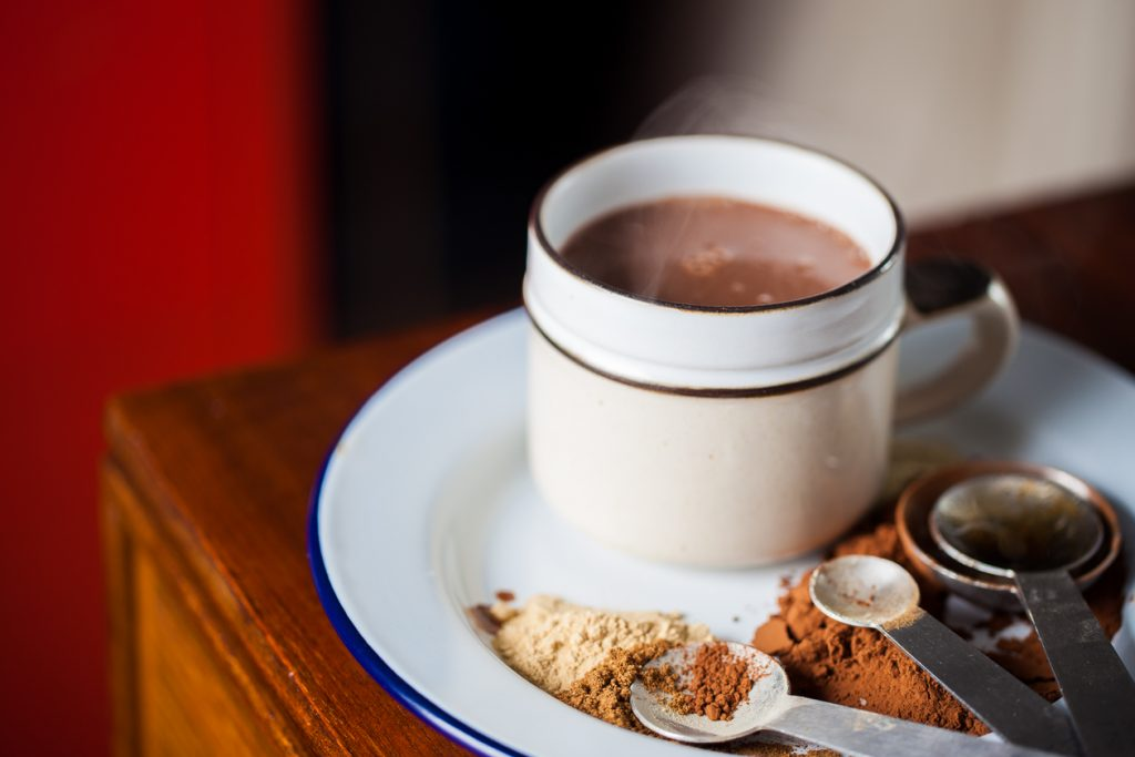 Pepper and Spice Hot Chocolate Recipe from Hemsley ...