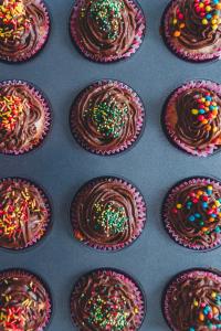 cupcakes diet acne link