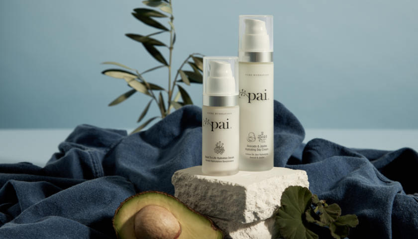 Pai Back to Life Hydration Serum and Avocado and Jojoba Hydrating Day Cream
