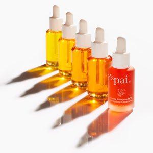 Pai Rosehip Oil's incredible natural colour