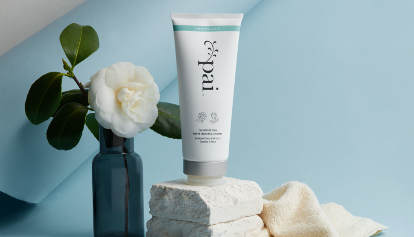 Pai 200ml Cleanser Tubes are now made from 100% biodegradable and renewable sugarcane bio-plastic