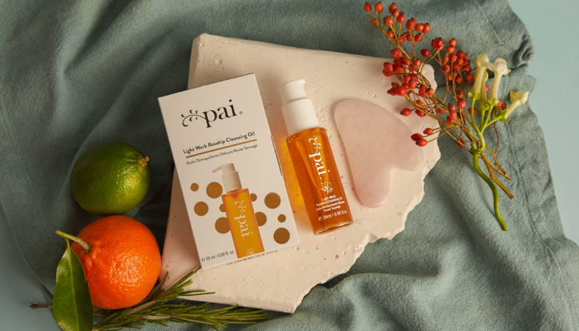 How Oil Cleansers Work - The Pai Life