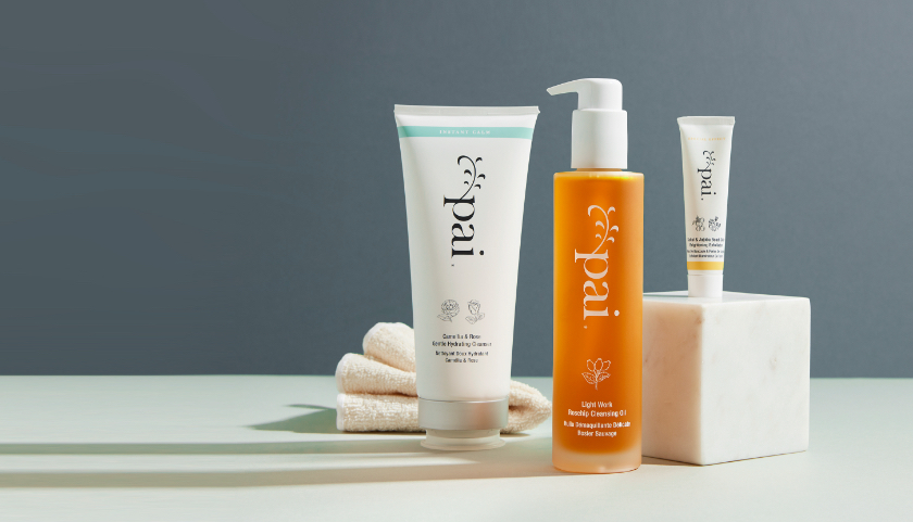 Pai Skincares double cleanse bundle, for a deeper cleanse suitable for sensitive skin..