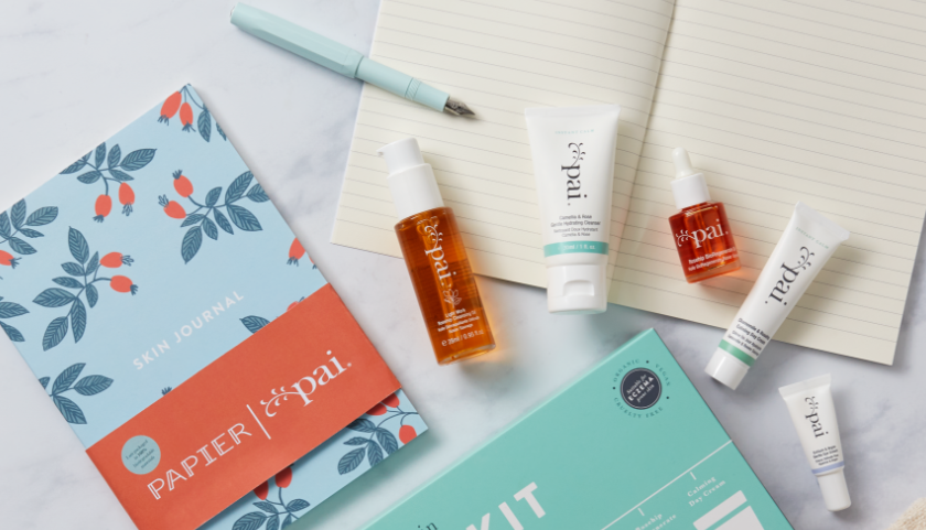"Pai Skincare & # 39; Skin Journal & # 39; and Sensitive Skin Toolkit ""width ="" 840 ""height ="" 481 ""/> </p> <p> <span style="