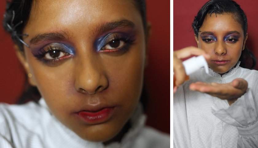 @textbookbeauty shares her makeup & halloween how tos