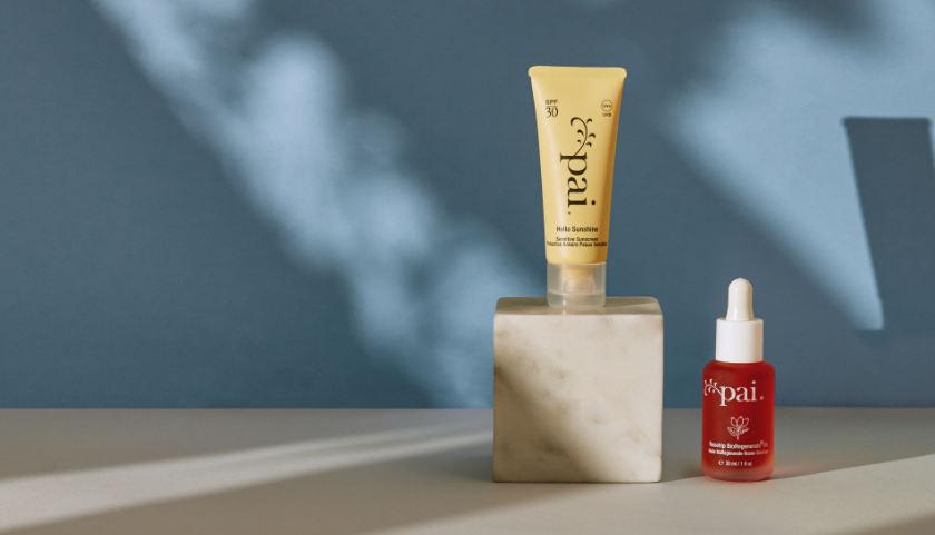 Pai Skincare Hello Sunshine Daily SPF 30 and Rosehip BioRegenerate Oil