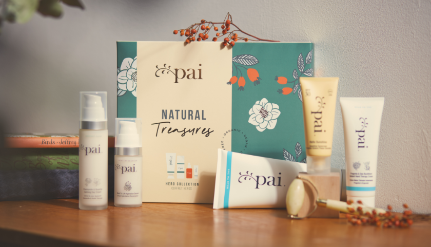 Pai Natural Treasures Gift Sets