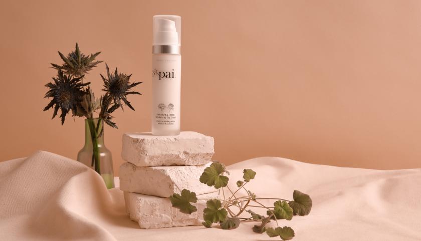 Pai Skincare Geranium & Thistle Rebalancing Day Cream - Perfect Balance for blemish prone skin